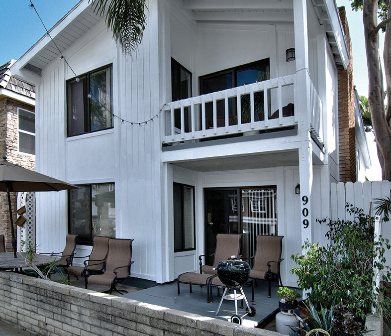 Newport Beach Income Producing Duplex