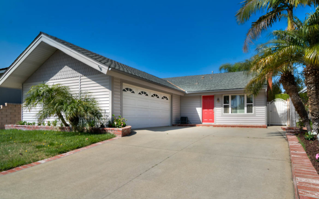 Upgraded Pool Home Near Yorba Regional Park